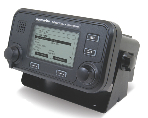 AIS950 (simulated data screen)