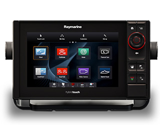 eS12 Multifunction Display | Raymarine