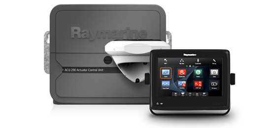 Media Resources for Autopilots | Raymarine