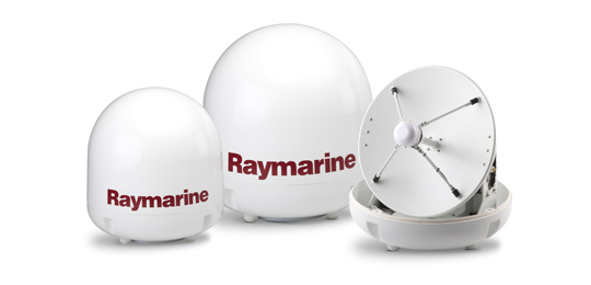 Media Resources for Satellite TV | Raymarine - A Brand by FLIR
