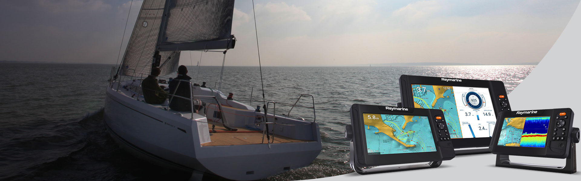 NEW - Element S Navigation Display | Raymarine - A Brand by FLIR