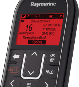 Raymarine VHF Radio Communication| Raymarine by FLIR