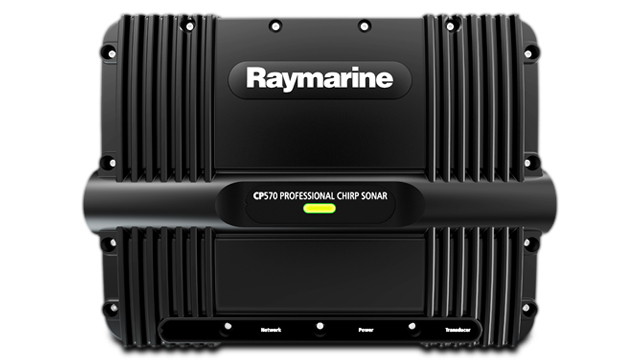CP570 - Specifications Z Raymarine Fishfinders