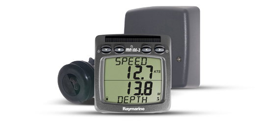 T103 Wireless Speed and Depth System with Triducer | Raymarine - A Brand by FLIR