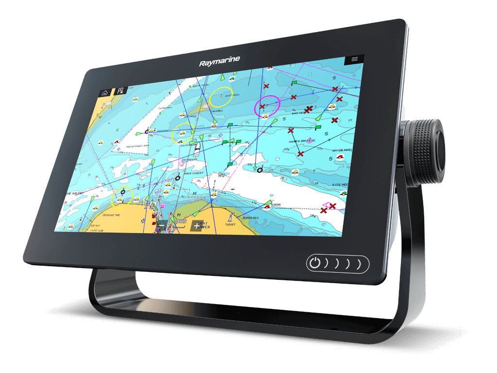 NUEVO display multifunción Axiom | Raymarine by FLIR