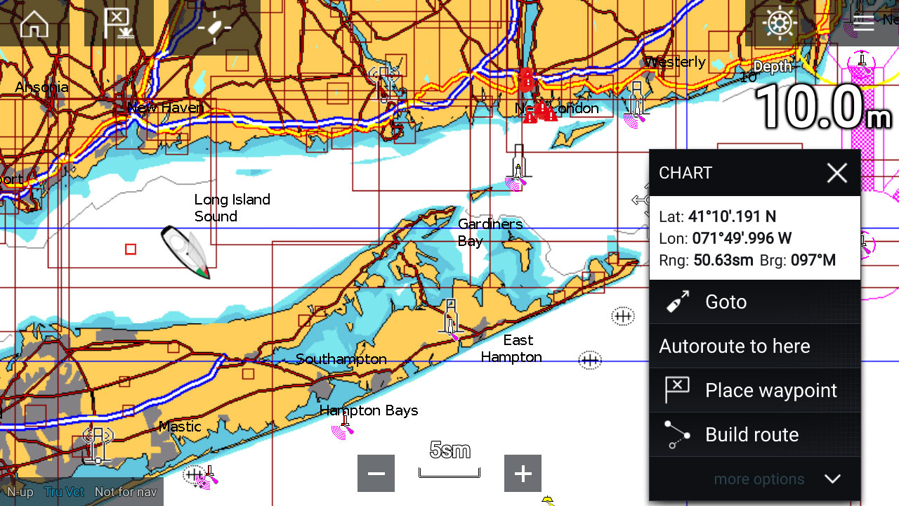 LightHouse 3.2 - Navionics Dock To Dock | Raymarine by FLIR