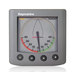 Raymarine ST60+ Rudder Instrument Display