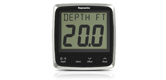 i50 Instrument Display Media Resources | Raymarine