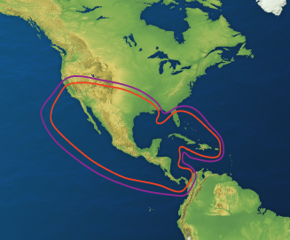 Sky Mexico North America Coverage | Raymarine