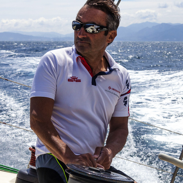 Andrea Mura - Offshore Sailor | Raymarine - A Brand by FLIR