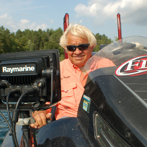 Jimmy Houston - Pro Bass Angler | Raymarine by FLIR