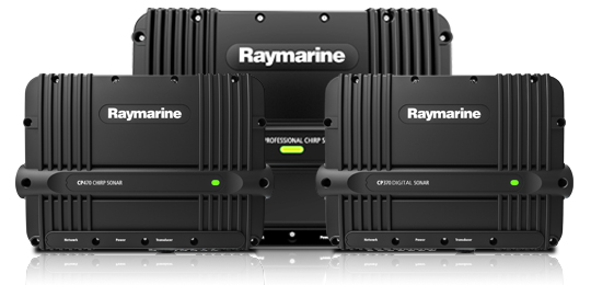 Software updates for Fishfinders | Raymarine by FLIR