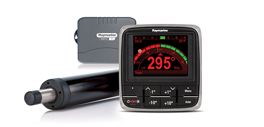SPX Autopilot Media Resources | Raymarine