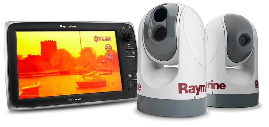 Thermal Camera Group with MFD | Raymarine