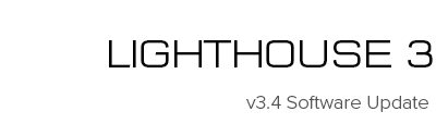 Sistema operativo LightHouse 3 - Actualización de software 3.4 | Raymarine by FLIR