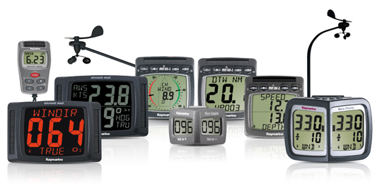 The Wireless Range Media Resources | Raymarine
