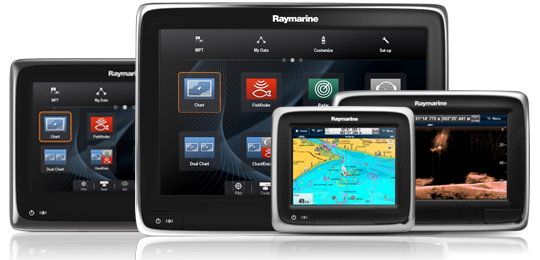 aSeries Media Resources | Raymarine