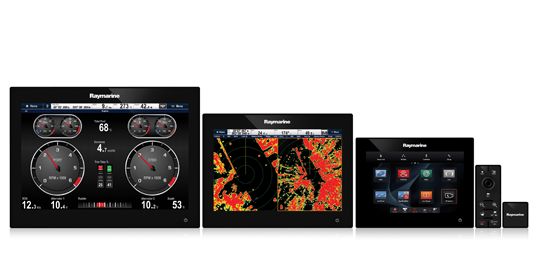 gS Series Media Resources | Raymarine